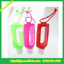 silicone hand sanitizer holder/hand sanitizer holder/hand gel sanitizer for travel