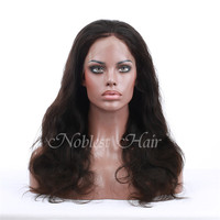6A Grade Glueless Full Lace Long Human Hair Lace Wigs Unprocessed Virgin Brazilian Human Hair Wigs For Black Women