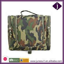 New large camouflage wash bag multifunctional Travel Storage Bag can be inserted into the luggage bag