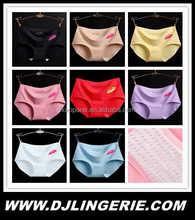 Nano silver ions sterilization underwear one piece ice silk quick-drying antibacterial women's panties