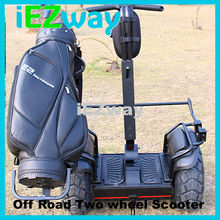 2015 iEZway smart two wheel self balance off road electric scooter