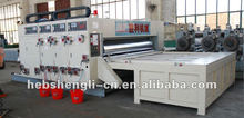 corrugated packing machine paper cup printing and die cut machine