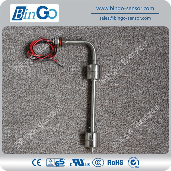 Magnetic stainless float switch/vertical float switch/level float switch