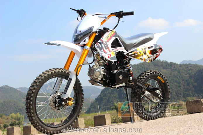125cc light off road motorcycle