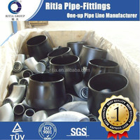 20 inch black seamless ecc reducer