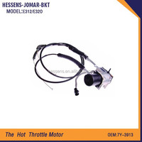 dhl courier tracking service throttle motor for E312 E320