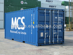 steel 20GP/20ft cheap shipping container to USA Canada America Australia Spain Germany UK England France