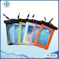 colorful waterproof cover for samsung galaxy