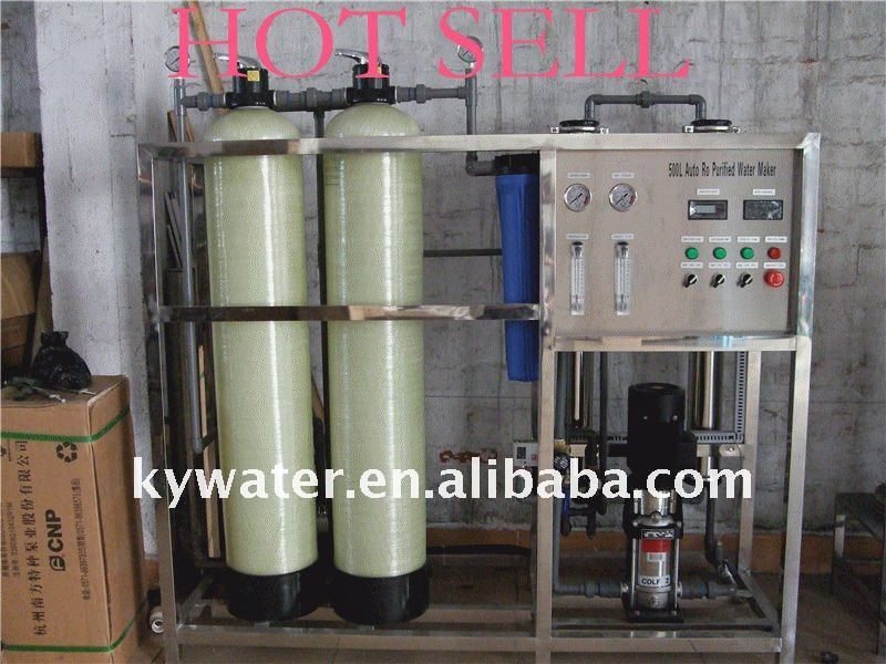 hot sell 500LPH reverse osmosis device