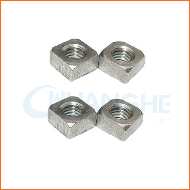 Chuanghe supplier m10 square nuts din562 m8