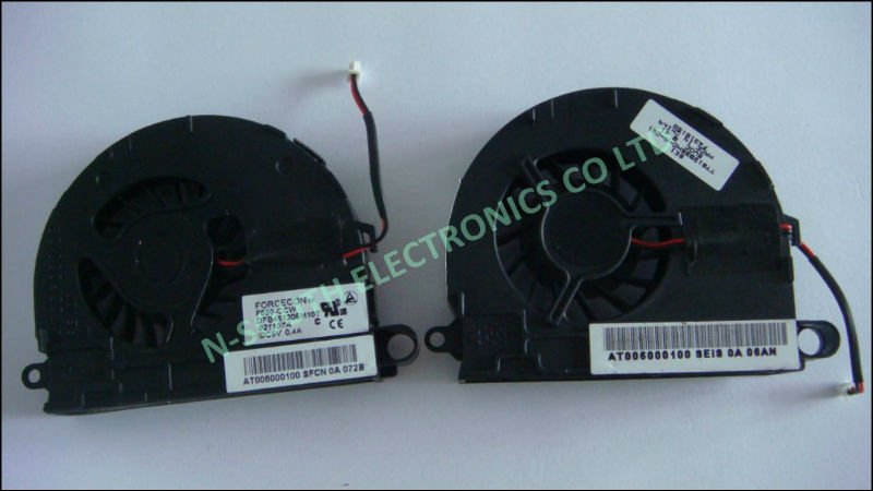 Notebook CPU Cooling Fan For hp 6400 dc5v 0.4a