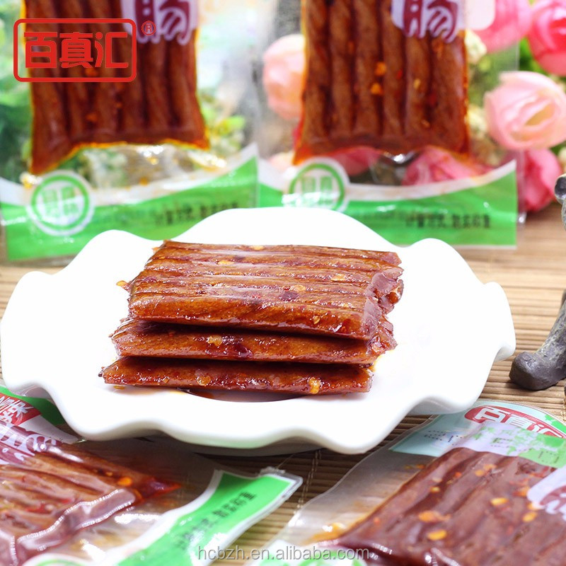 Chinese organic snacks with BAIZHENHUI instant snacks wholesale