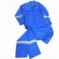 High quality safety work protective clothes Reflective Safety Work suit For Guangzhou sample