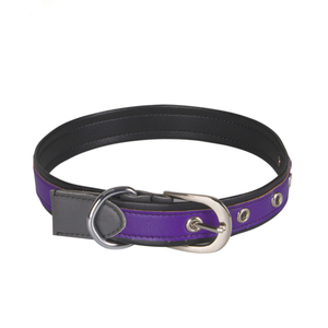 New Arrival Custom Premium and Durable Real-Leather Dog Collar
