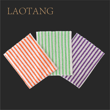 2017 LAOTANG bamboo fiber restaurant table cleaning cloth