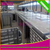 High Quality 6061 T6 Aluminium Concrete