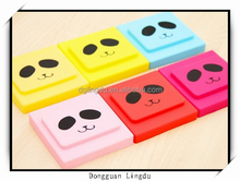 Colorful silicone light switch cover