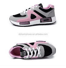 Hot sale women running sports shoes made in China