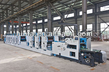 hot sale sheet-fed offset press business form ofset rotary press machine