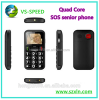 VSSPEED Old Man Mobile phone Dual SIM Big keypad Big sound phone