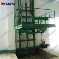 Factory Sale Electric goods lift for warehouse price