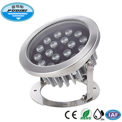 304 Stainless 3w led water fountain jet light for swimming pool