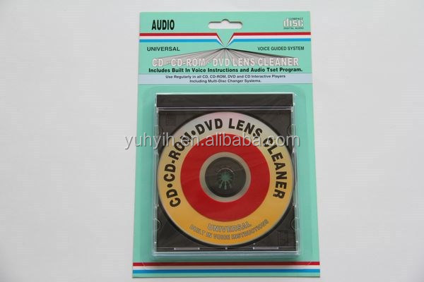 CD/DVD/Blu-ray Laser Lens Cleaner