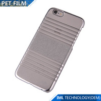 China manufacturer metal stripe case for cell phone
