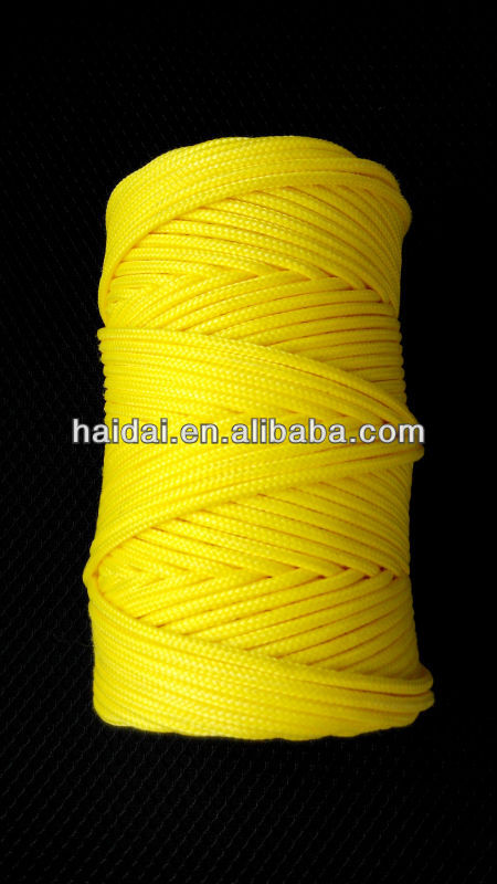nylon knitted/braided rope/cord knitting Machine for sale
