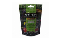 plastic acai blast packaging doypack