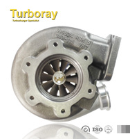 S300 turbo 316638 turbocharger for 5010412250 Renault Truck engine MIDR062356 B41