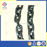 DIN766 HOT DIP GALVANIZED IRON CHAIN
