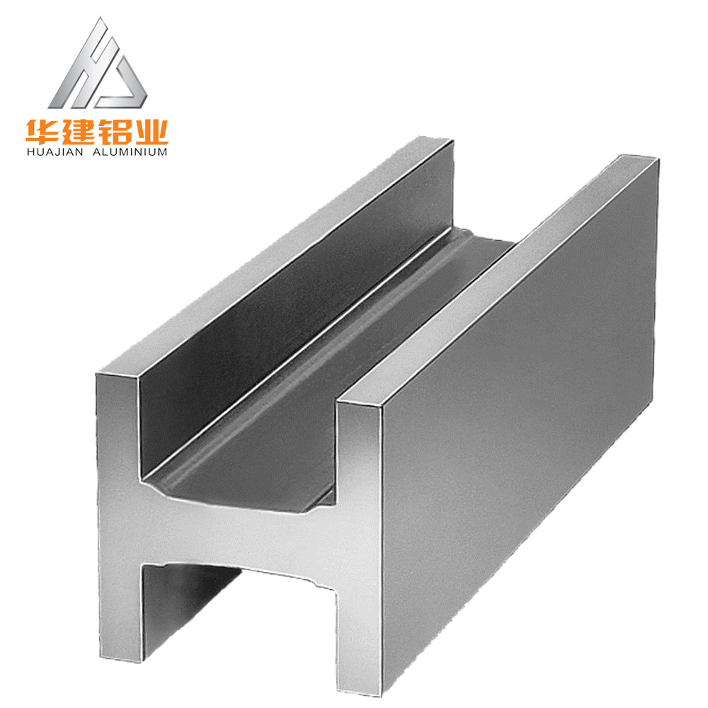 Großartig Aluminium H Profile Mill Finish Industrial Profile From Shandong  UJ31