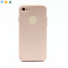 Simple design hard PC single color phone case wholesale for iphone