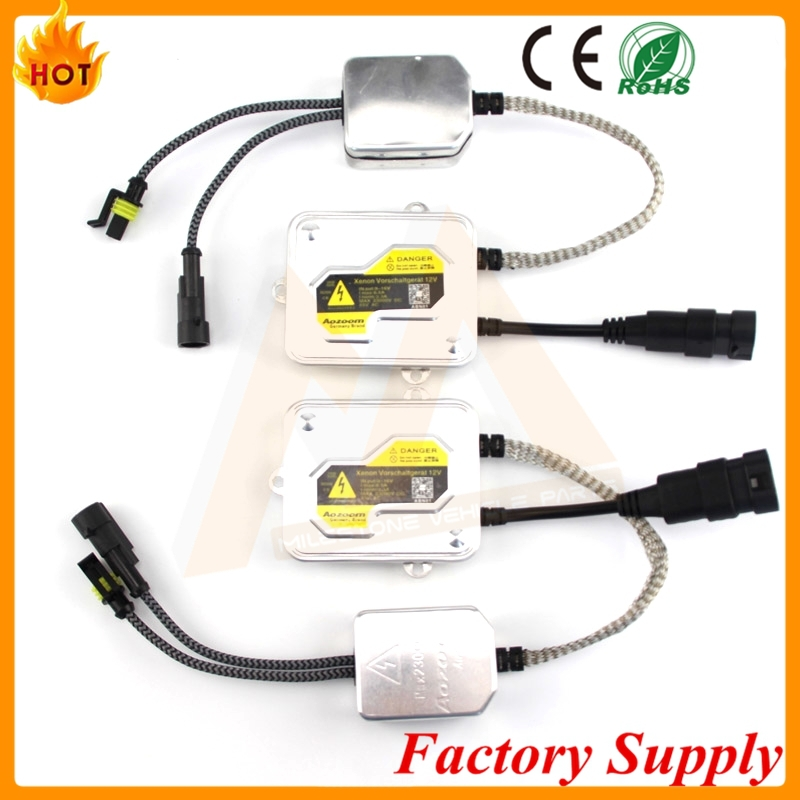 Fashionable design wholesale price fast start waterproof capacitor hid xenon