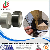 Self adhesive bitumen flashing band for sealing and waterproofing -- CHENHUA BRAND,China