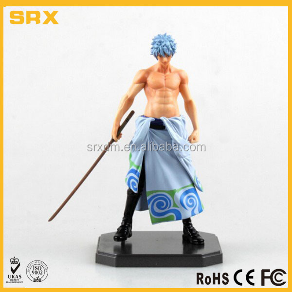 Custom One piece action figure toy,anime fexible action figure for adult,Custom adult action figures toy manufacturer