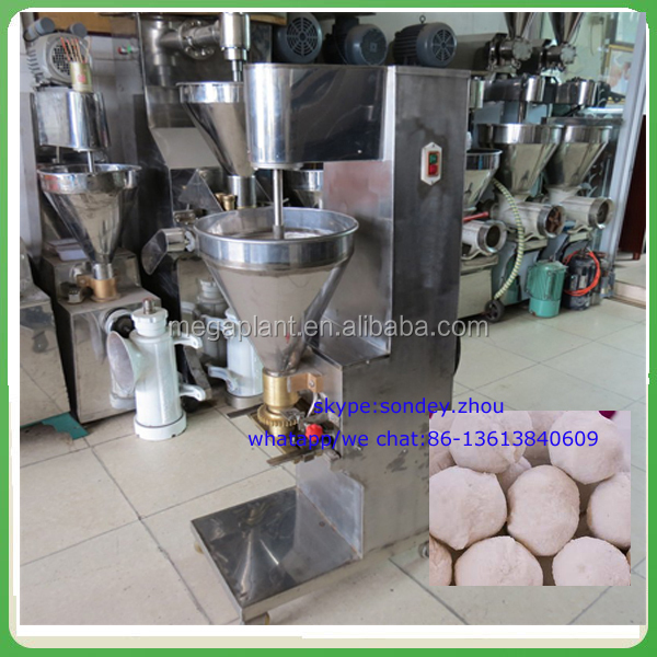 hotel/home use price shrimp /fish ball machine made in China