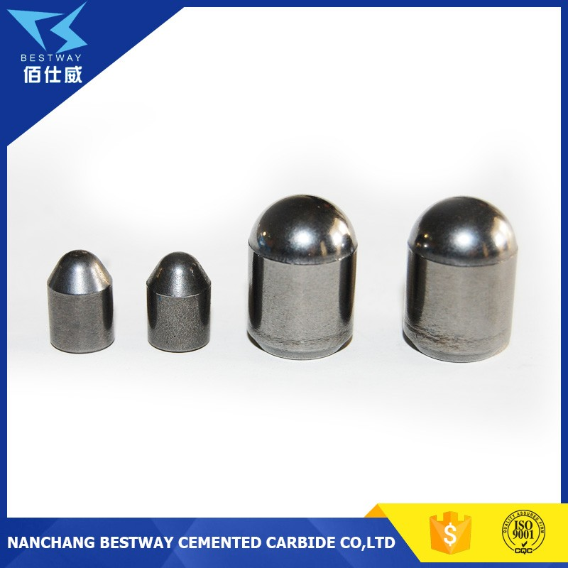 BK6/BK8 Tungsten Carbide Button Inserts for drill bits