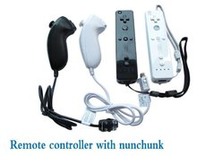 Remote With Nunchuck for wii