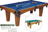2015 Home/Club 9ft Used Billiard Table Pool Table For Sales
