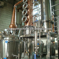 Industrial Distiller Big Distillling Equipment With