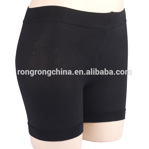 Summer sport protection young ladies sexy boxer safety pants for young ladies