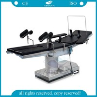 AG-OT007 multifunction patient surgery medical gynecological operating table