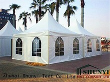 popular and cheap 100% polyester pop up beach tent