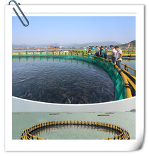 HDPE sea cage or floating fish farming cage for sea floating aquaculture