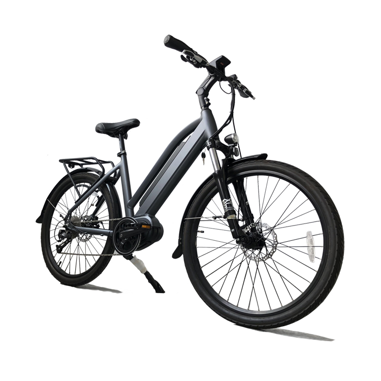 China hot selling 26 inch big wheel 36v <strong>city</strong> 250w mid drive ebike