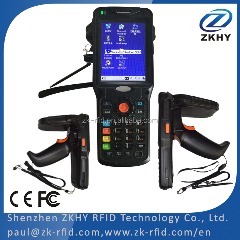 Warehouse Management Android 3G WIFI Bluetooth USB UHF RFID Reader