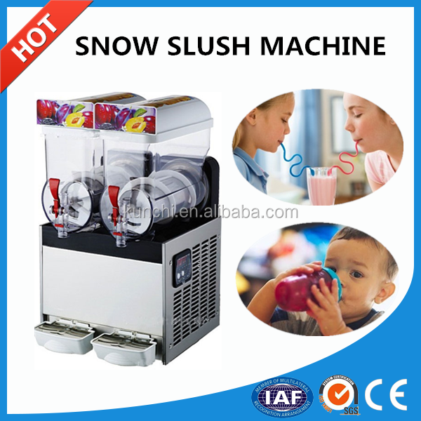 ice melting machine with LED light and energy saving