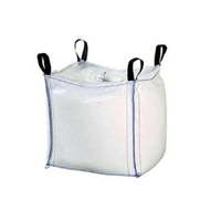 100% polypropylene woven jumbo bag super sacks water proof cement container bags FIBC 1000kg ton bags with manufacturer price